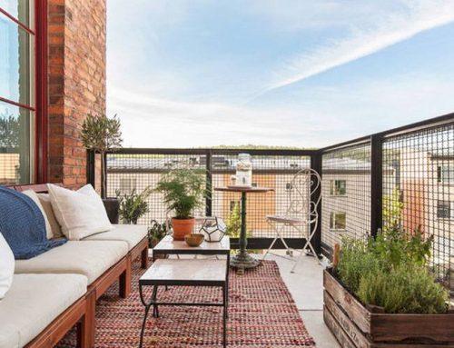 ¿Cómo sacarle el máximo provecho a tu terraza?