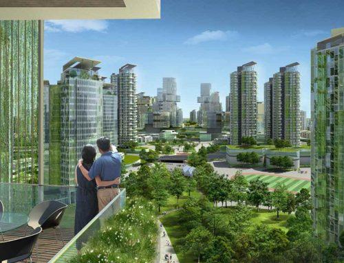 Propiedades sostenibles:  el futuro del mercado de la vivienda.
