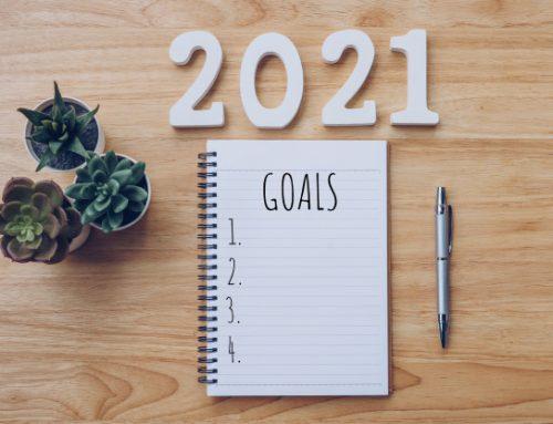 ¡Planifica tus objetivos y metas para el 2021!