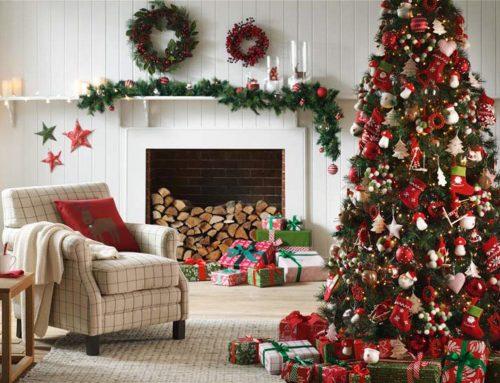 Consejos para decorar tu casa estas navidades.