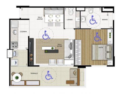 ¿Cómo condicionar una vivienda para personas con dificultades de movilidad?