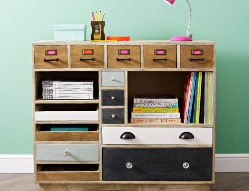 Restaura tus muebles y dales un toque creativo