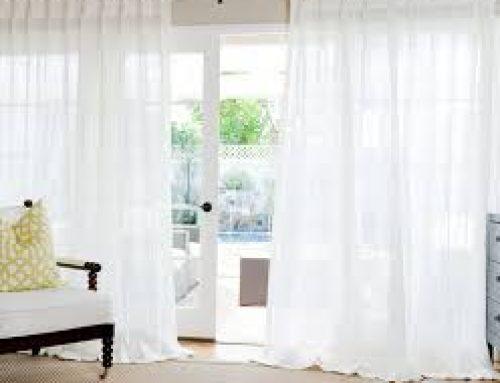 Decora tu hogar con las cortinas correctas